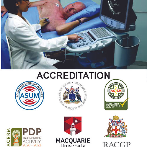 Basic Echocardiography in Life Support (BELS) - 2 Day Course
