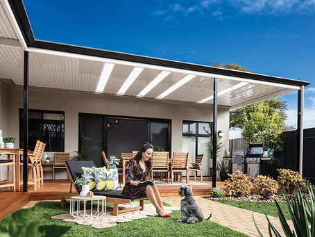 The beauty of an Outdoor Patio?