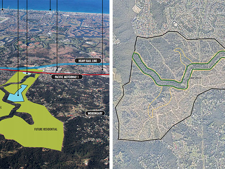 Gold Coast Approves 350 Hectare Suburb