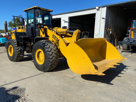 FOR SALE: Ex Demo SEM658D Ready To Work