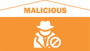 Buildsure Malicious Damage Logo