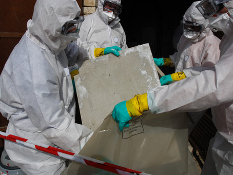 From 1st May 2021 – there will be changes to asbestos regulation. Are you up to date?
