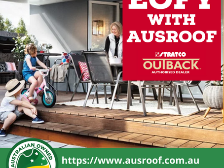 EOFY with AusRoof