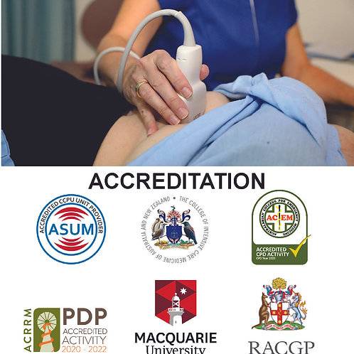 Abdominal Aortic Ultrasound - 1 Day Course