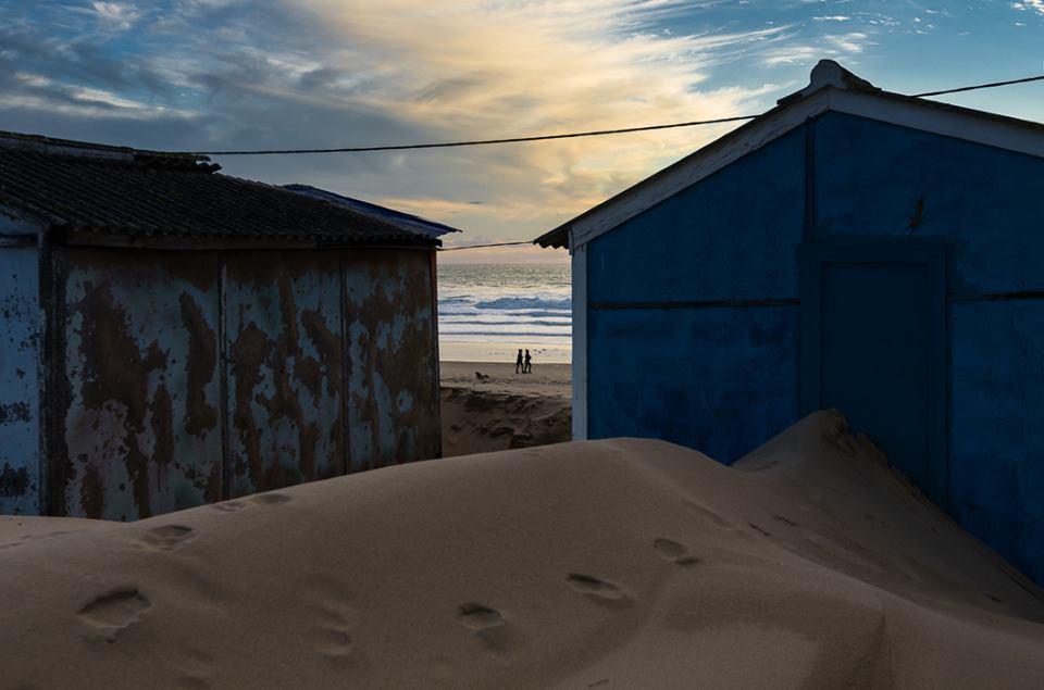 Cabanas da Costa de Caparica