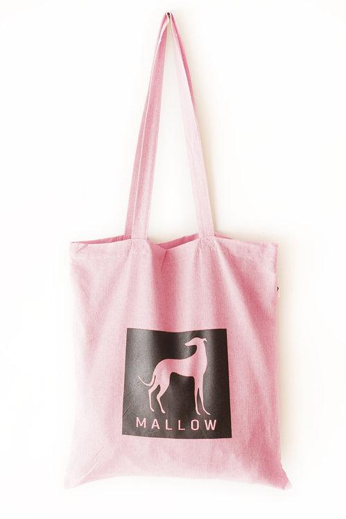 MALLOW vászon táska - pink