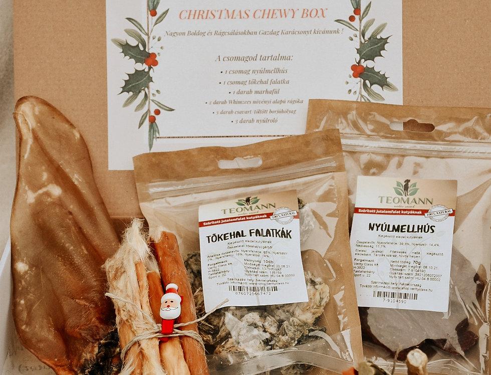 Christmas Chewy Box