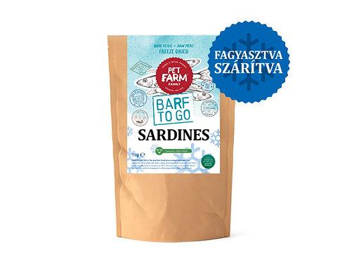 Szardínia - Barf To Go
