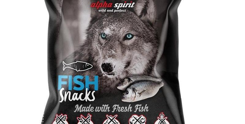 Alpha Spirit Halas Félnedves Snack