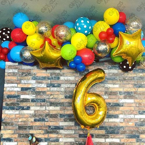 Guirnalda de Cumpleaños (2m)