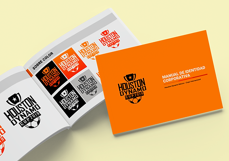 Plan Identidad (Logo + Manual)