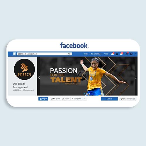 Cover / Portada para redes sociales