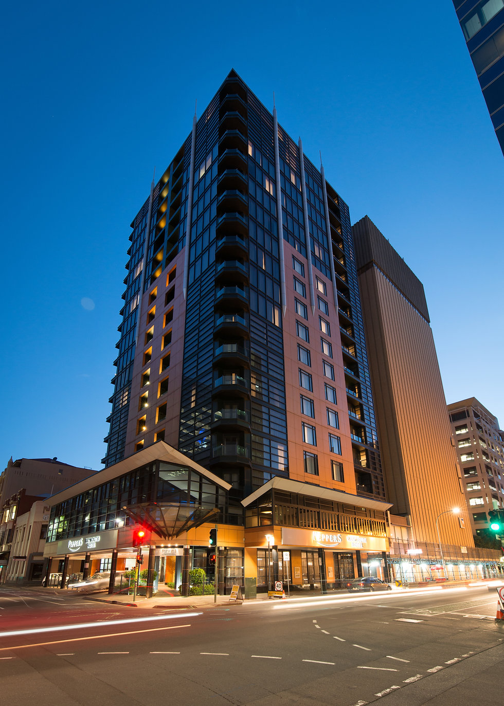 PEPPERS WAYMOUTH HOTEL ADELAIDE