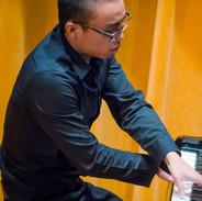 Jonathan performing