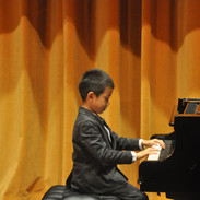Jay performing