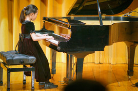 Hilary is performing in Student Concert!