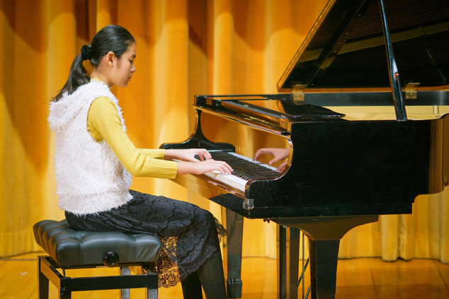 Yeung Lok Yiu in Student Concert!