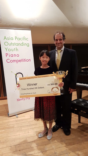Ng Wing Lam 2 - Winner in The 9th Asia P