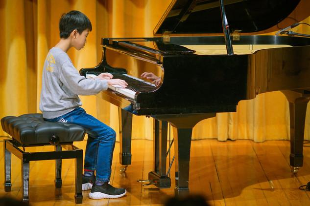 Alvin in Concert!