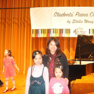 Ms Wong, Hayley & Hazel