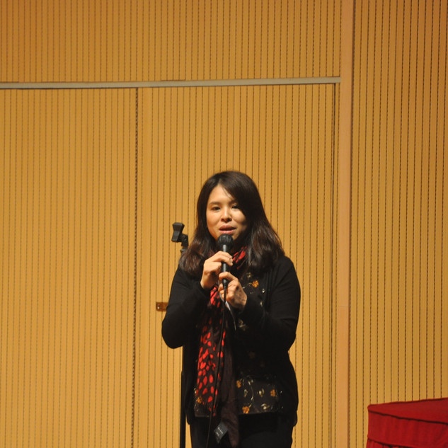 Stella Wong gining suggestions and comme