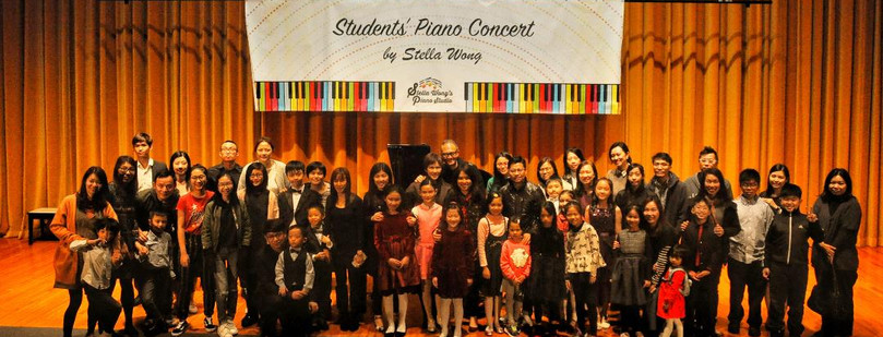 Stella Wong Annual Student Concert 2019