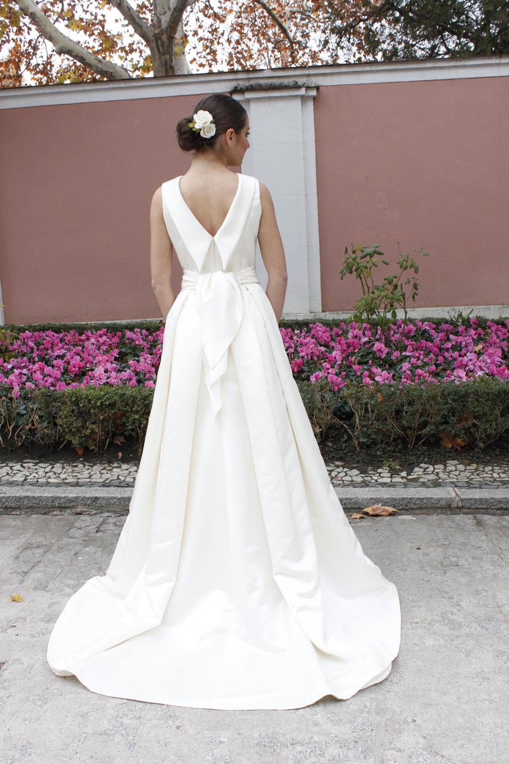 vestido de novia papion - masum karimi
