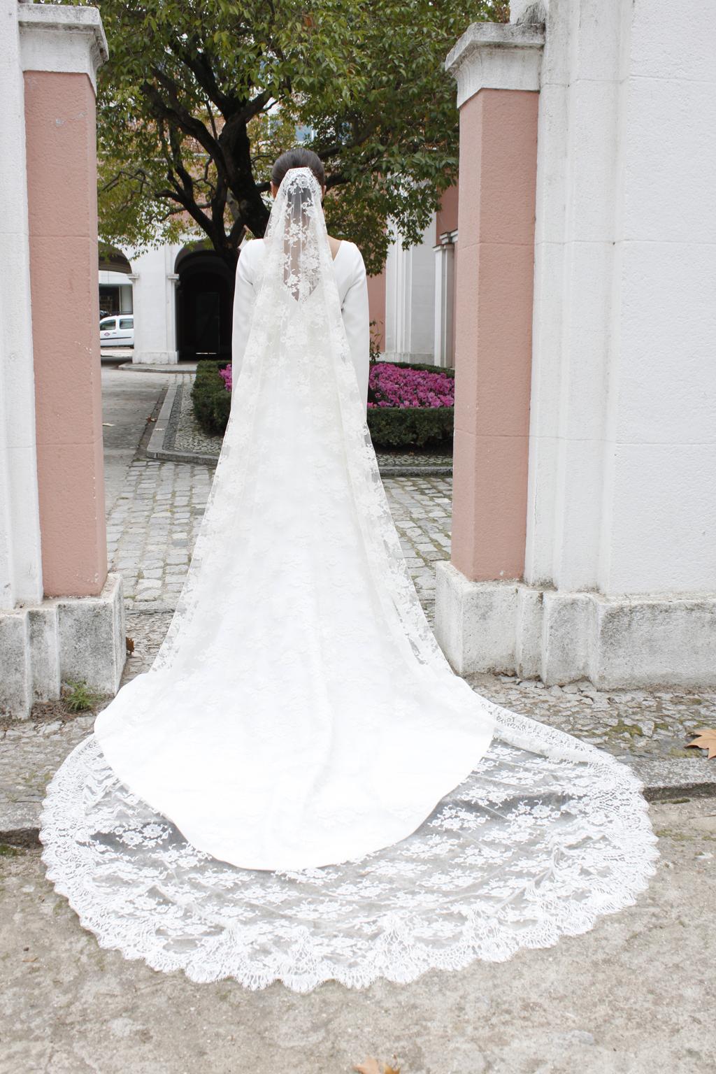 espalda vestido de novia Astin - masum karimi