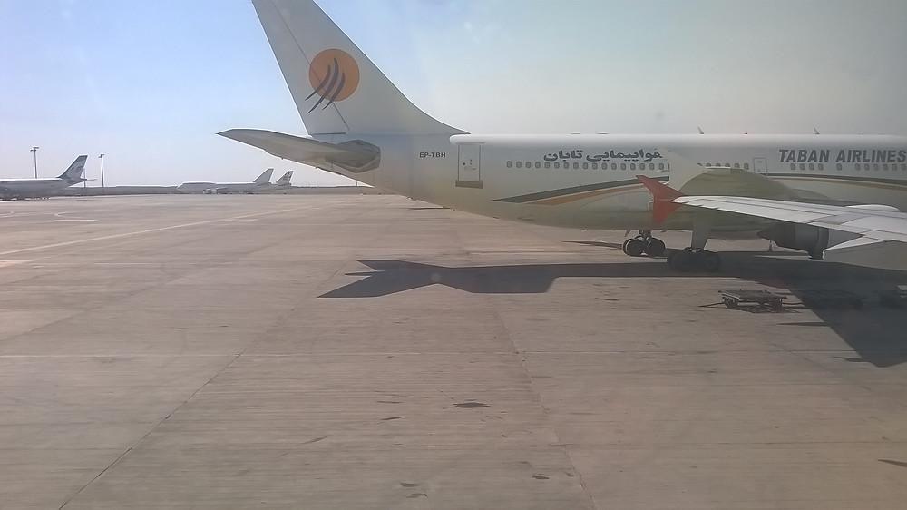 aeropuerto imam khomeyni iran