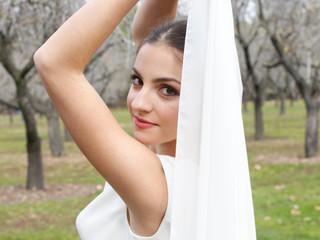 Ahora sí Abasí - un vestido de novia que se adapta a toda novia