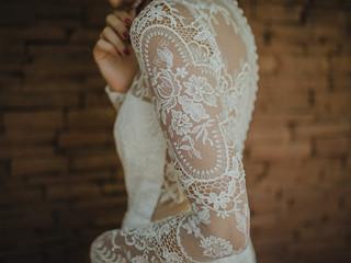 Sueño y sueño y por fin ¡te encuentro! - tu vestido de novia a medida
