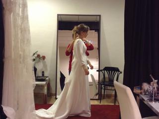 El Vestido - Una novia, un vestido unico
