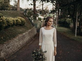 Julia, una novia KM 0 – ¡Consciente y Elegante!