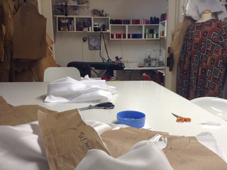 Ideas que Cobran Vida -taller de alta costura