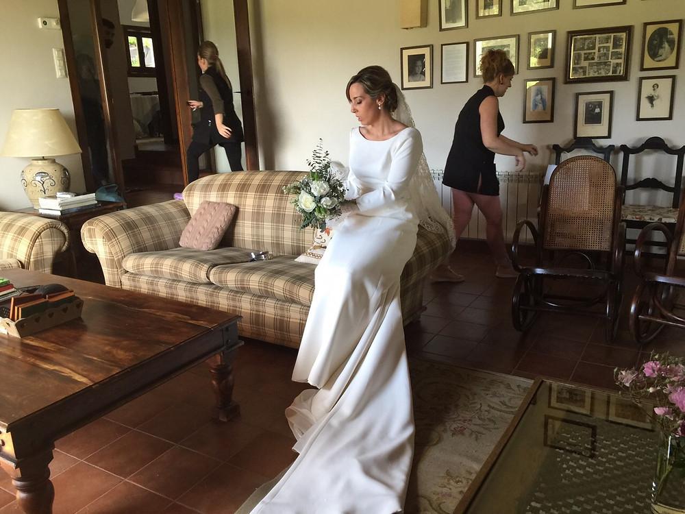 la novia perfecta