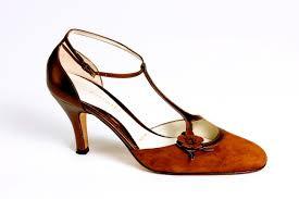 zapatos años 60