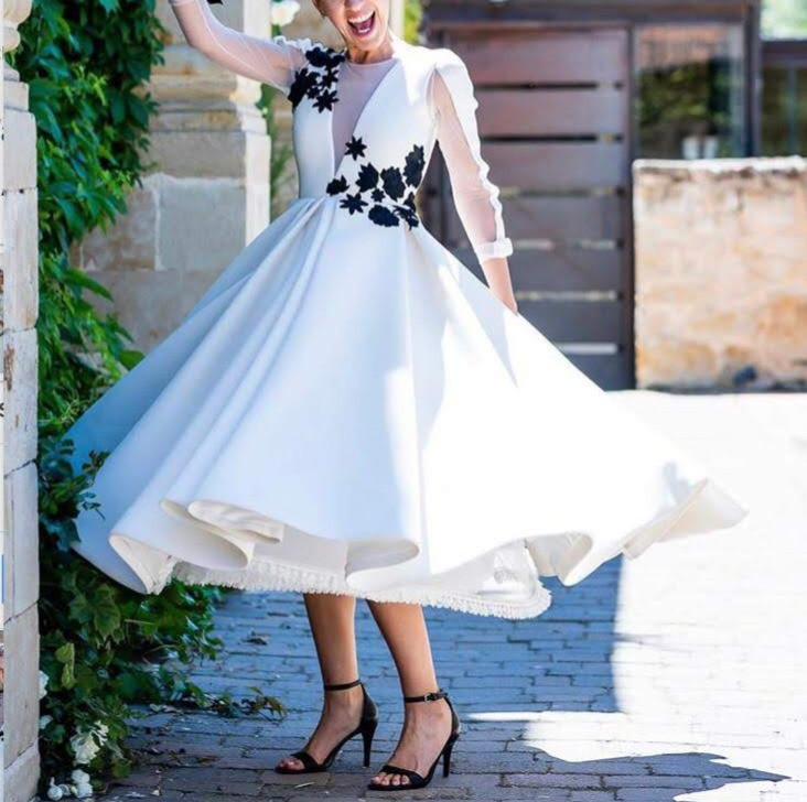 Vestido de novia por Masum Karimi