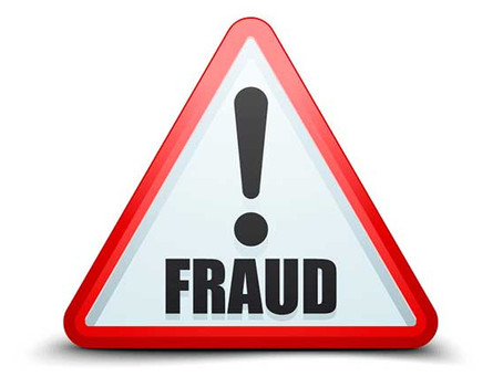 We're helping to fight 3M fraud