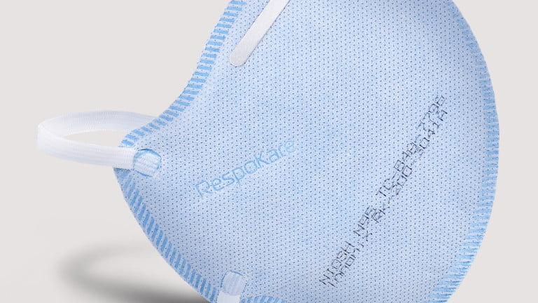 30-Pack-RespoKare Anti-Viral N95 Respirator