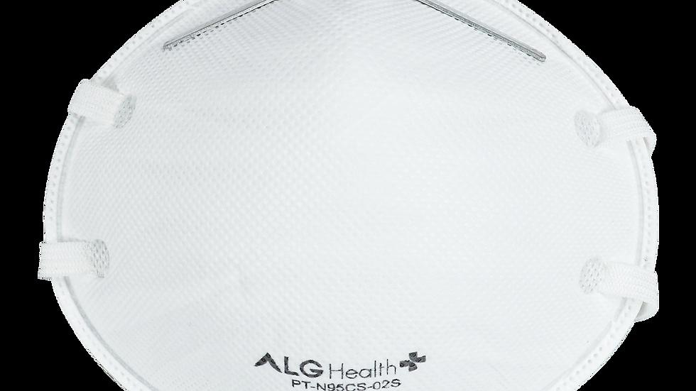 USA made 25 pack - N95 PATRIOT mask w/NIOSH/FDA/Surgical Cert replacing 3M 1860