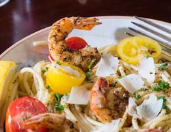 Bucatini & Shrimp 2