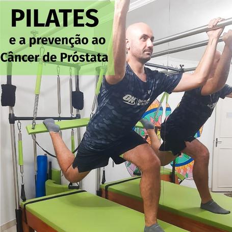 Pilates na prevenção ao Câncer de Próstata