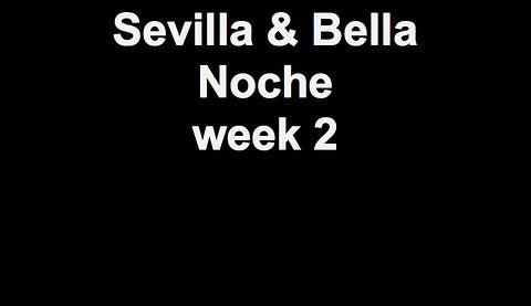 Sevilla & Noche