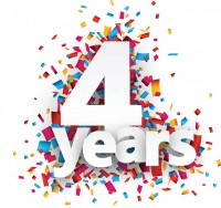 Four Year's and Counting!!!!