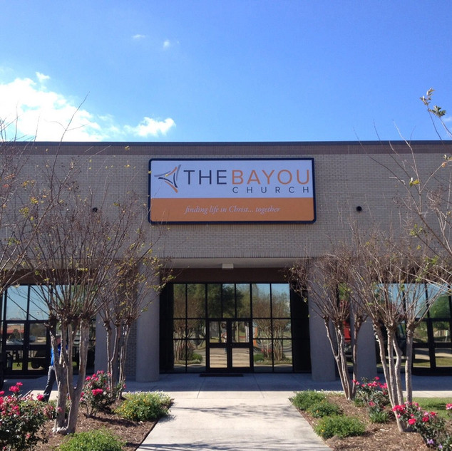 The Bayou Church