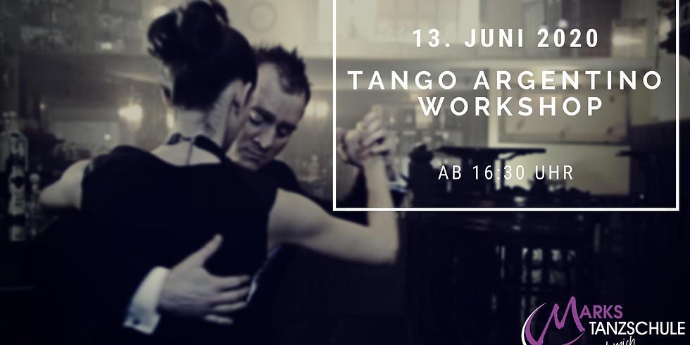 Tango Argentino Workshop
