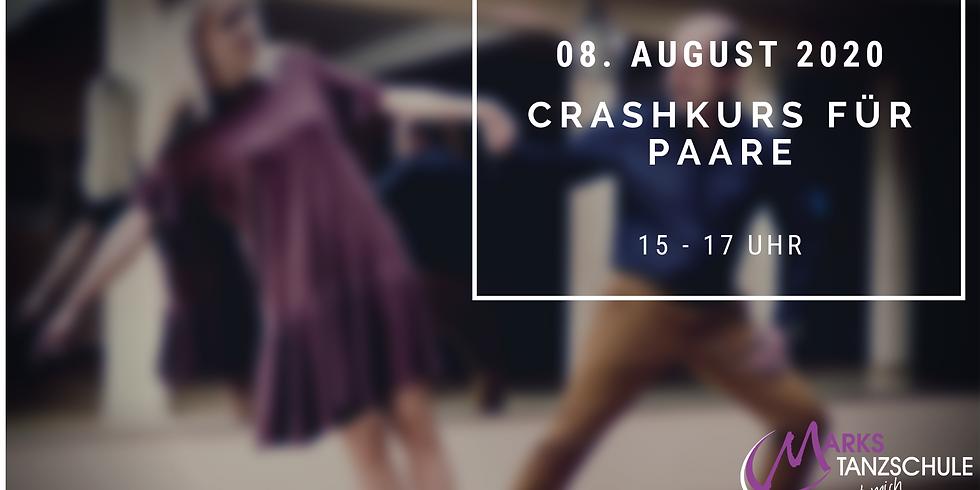 Crashkurs für Paare 08. August 2020