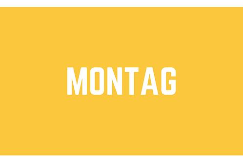 Tagesticket Online Kurse Montag 17.05