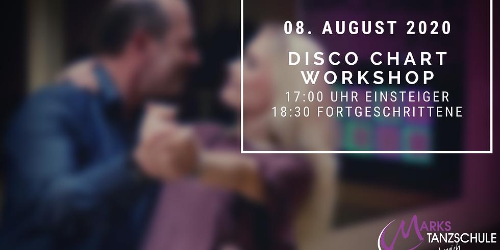 Disco Chart Workshops 08. August 2020