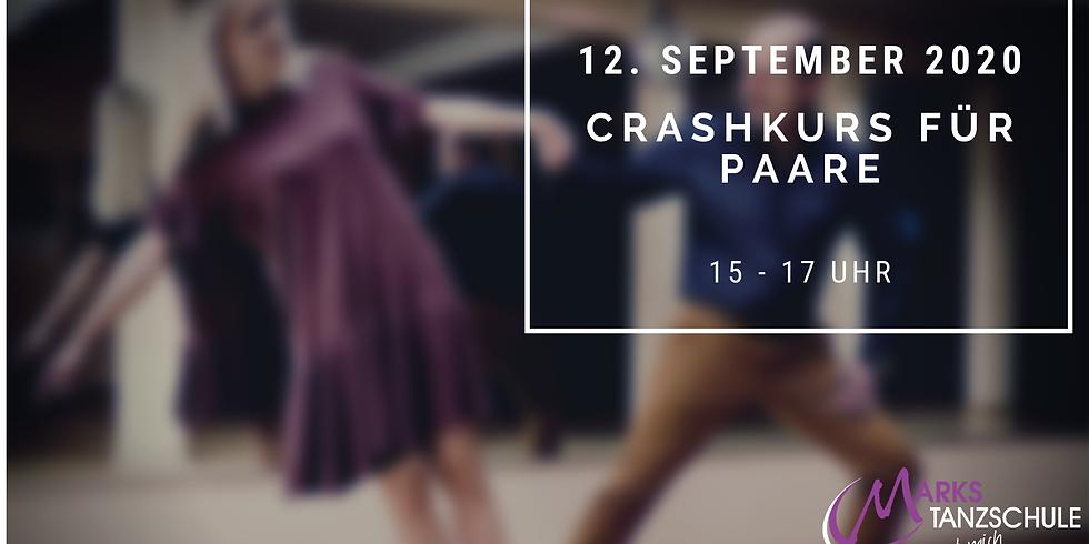 Crashkurs für Paare 12. September 2020